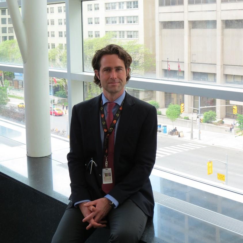 Patrick Lawler (Toronto, CAN)
