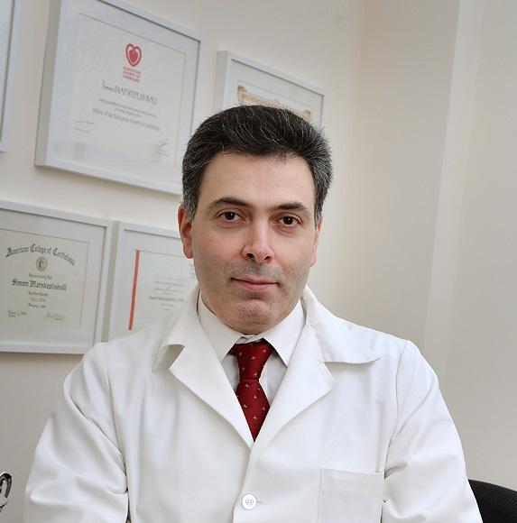 Simon Matskeplishvili (Moscow, RUS)