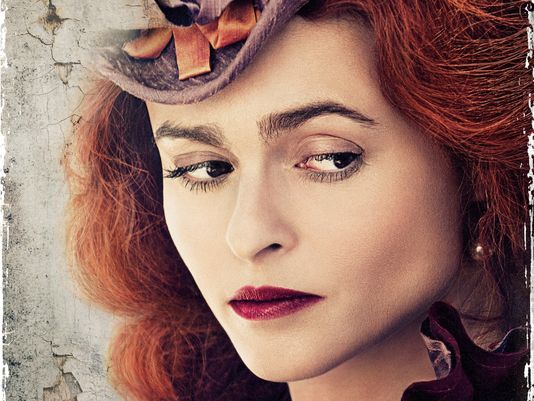 """Helena Bonham Carter (SHHS 1984) - """"As an actress, I have the opportunity to be everyone, to try on everyone's shoes. It is a wonderful way to build an understanding of the world.""""Read on"""