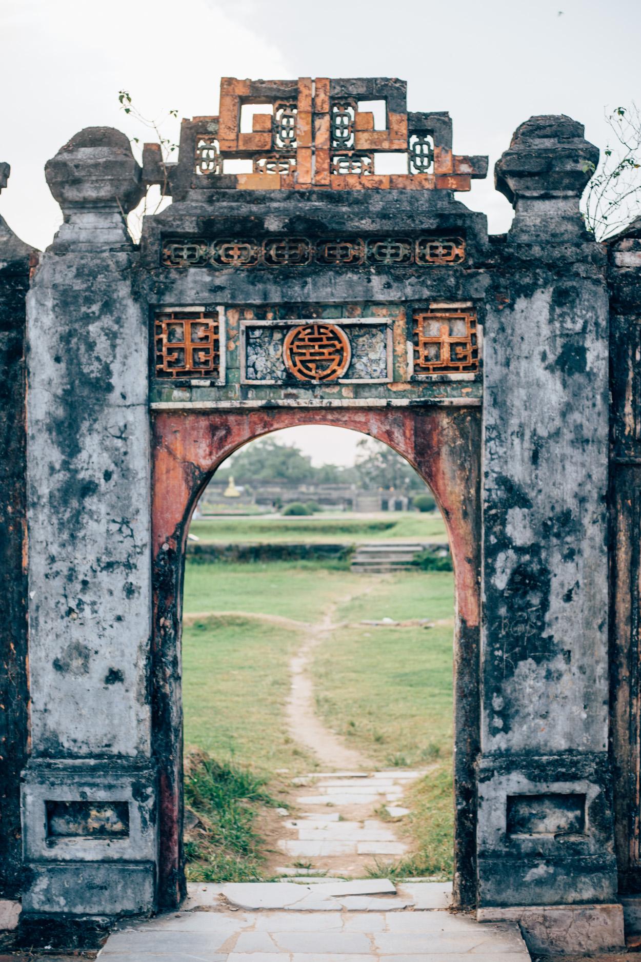 Imperial City(Dai noi) - Huế, Thua Thien Hue, Vietnam