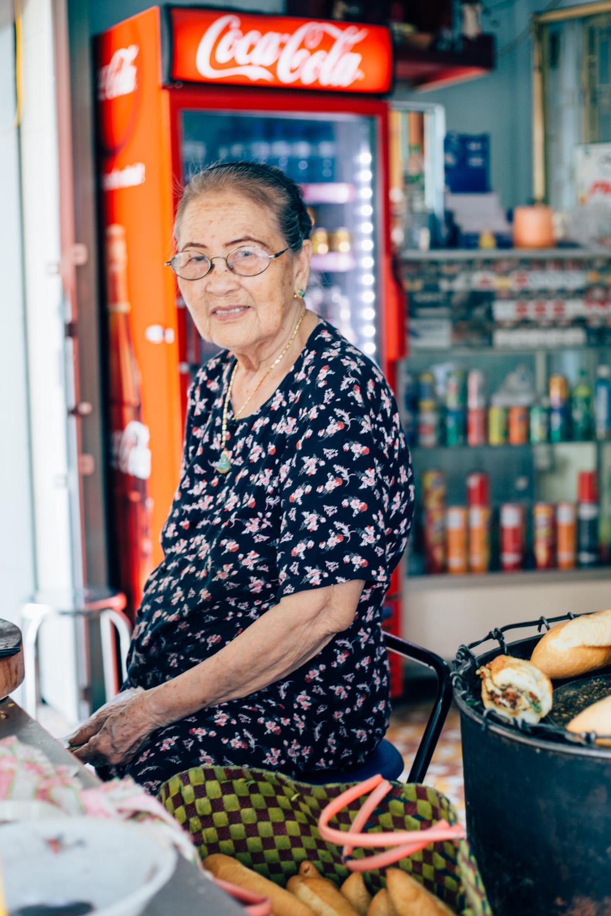 Madam KhanhBanh Mi Queen - The best Bánh Mì you will get in Hoi An115 Trần Cao Vân, Sơn Phong, Tp. Hội An, Quảng Nam, Vietnam