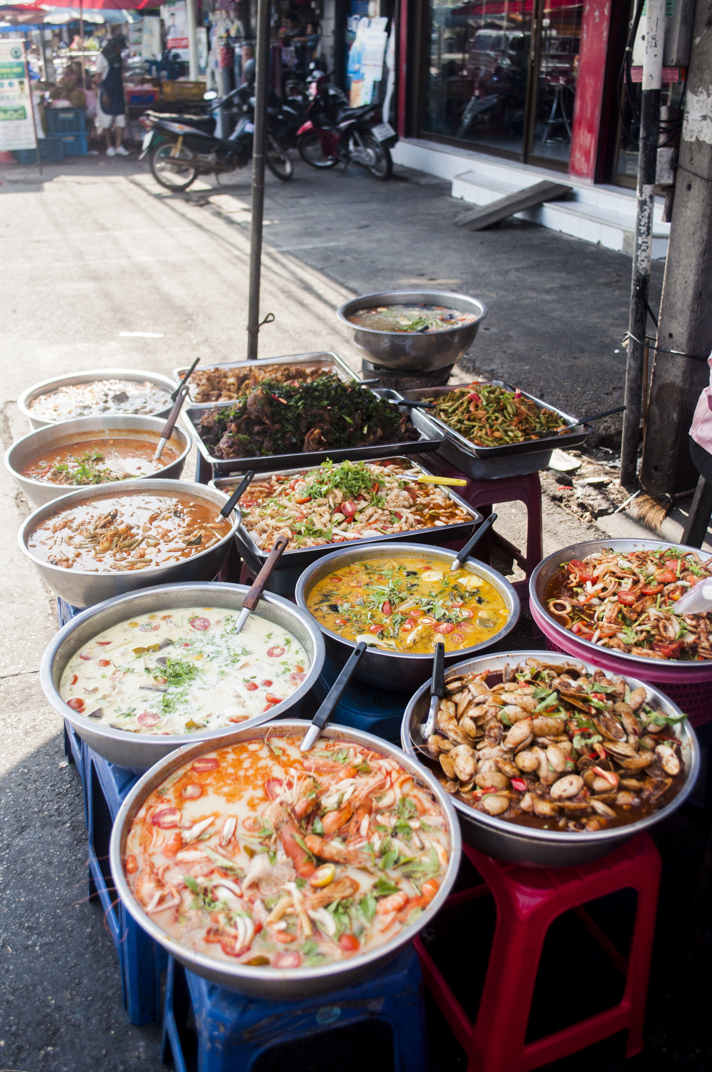 markets & food -