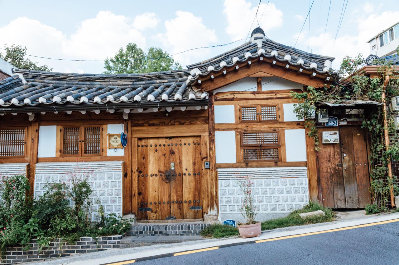 Bukchon Hanok Village -