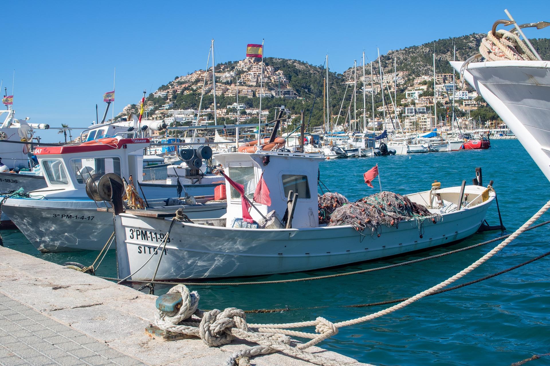 Hafen auf Mallorca. Foto: Medienservice / Pixabay.com