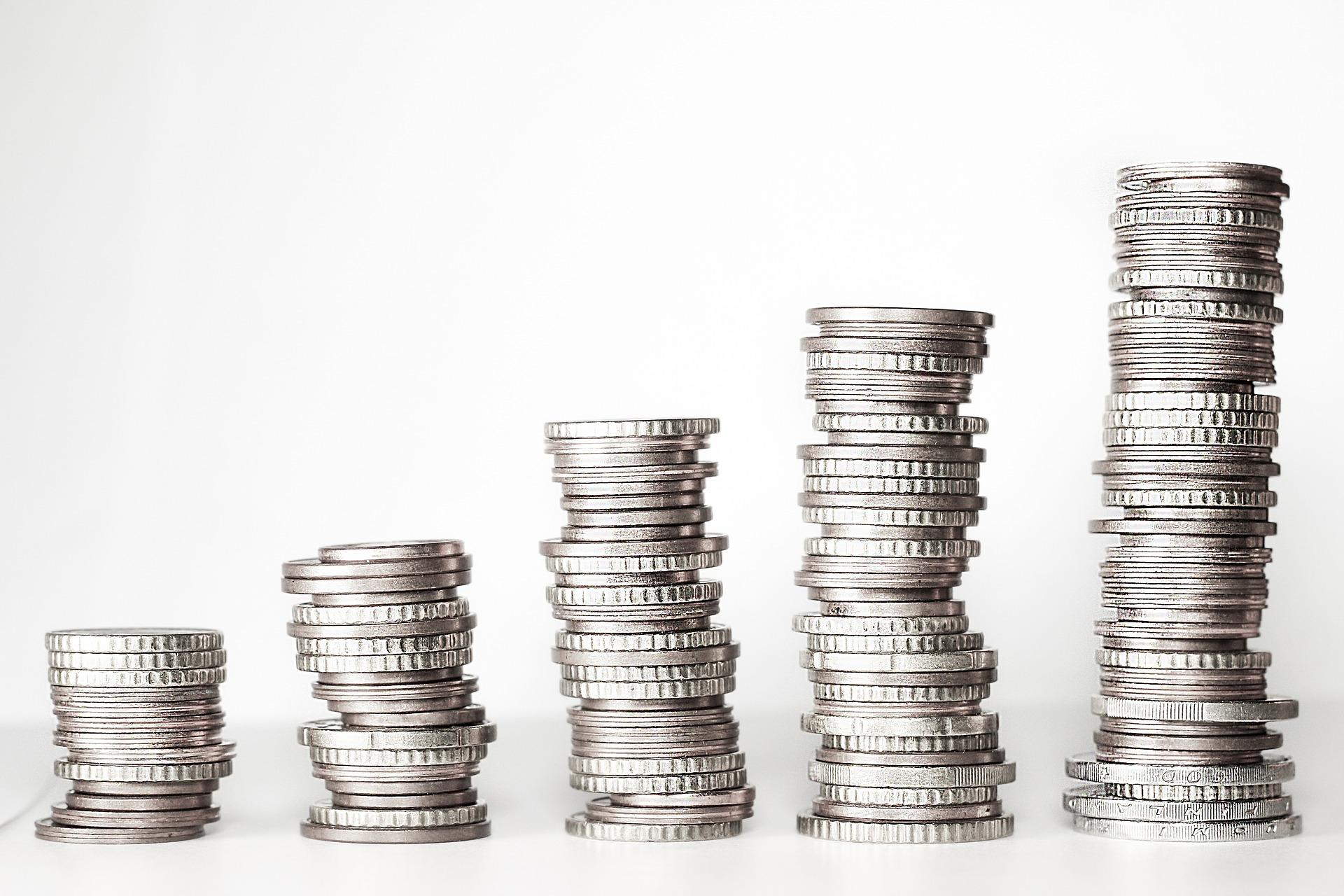 Geld sparen ist eine Routine, die sich erst langfristig auszahlt