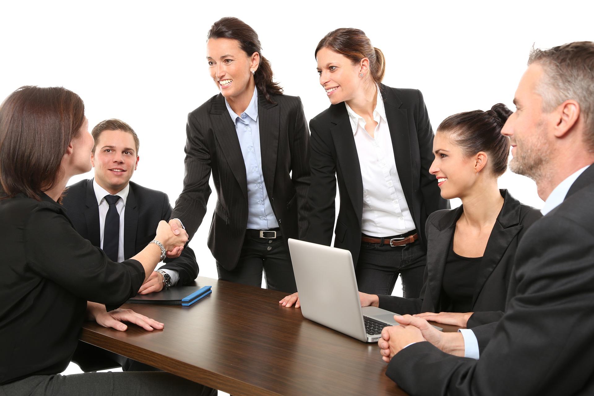 Das Geschäft mit der Personaldienstleistung und Zeitarbeit floriert