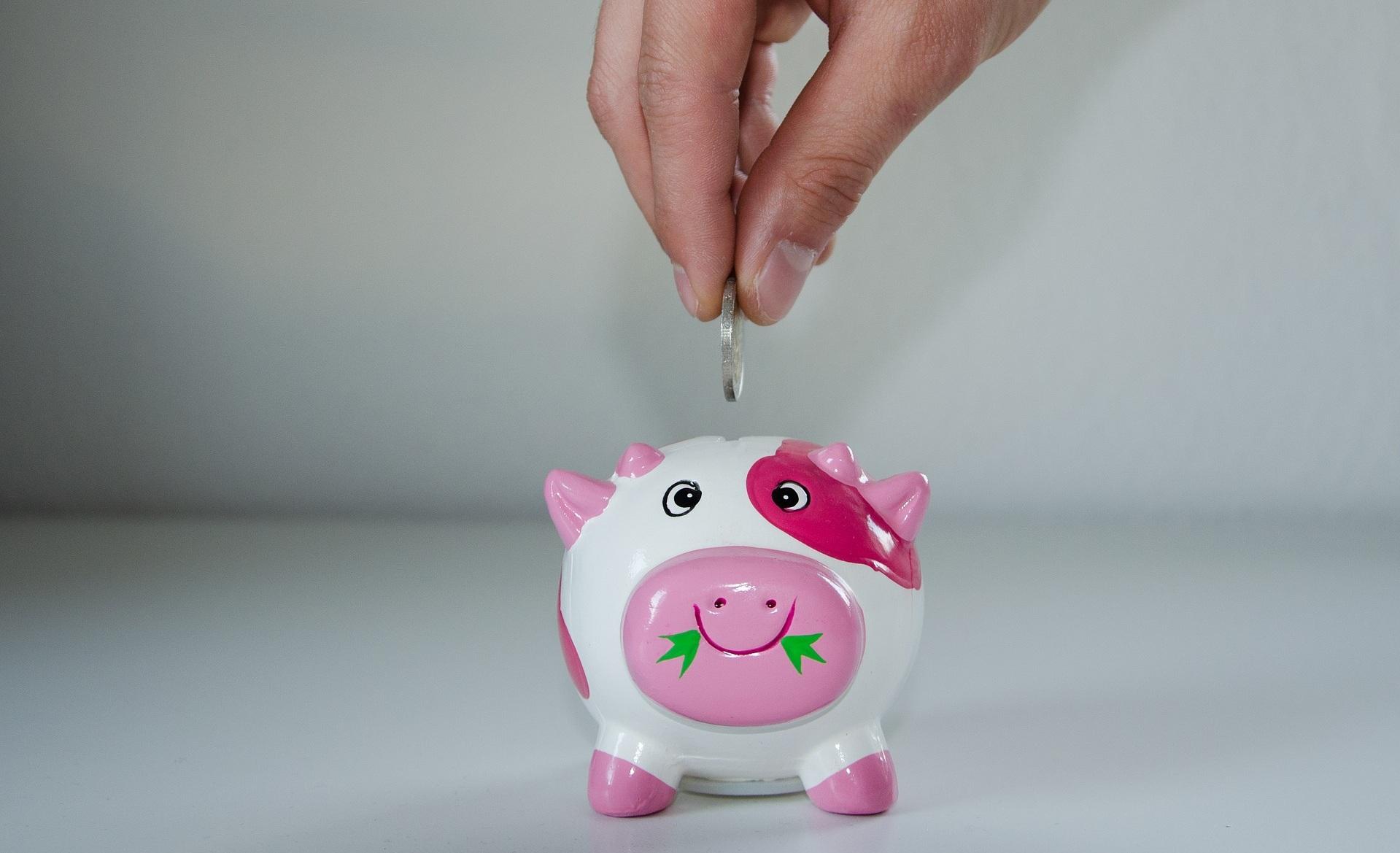 Sparen und warten. Diese Taktik ist am effektivsten, wenn man einen günstigen Einstiegspreis erwischt