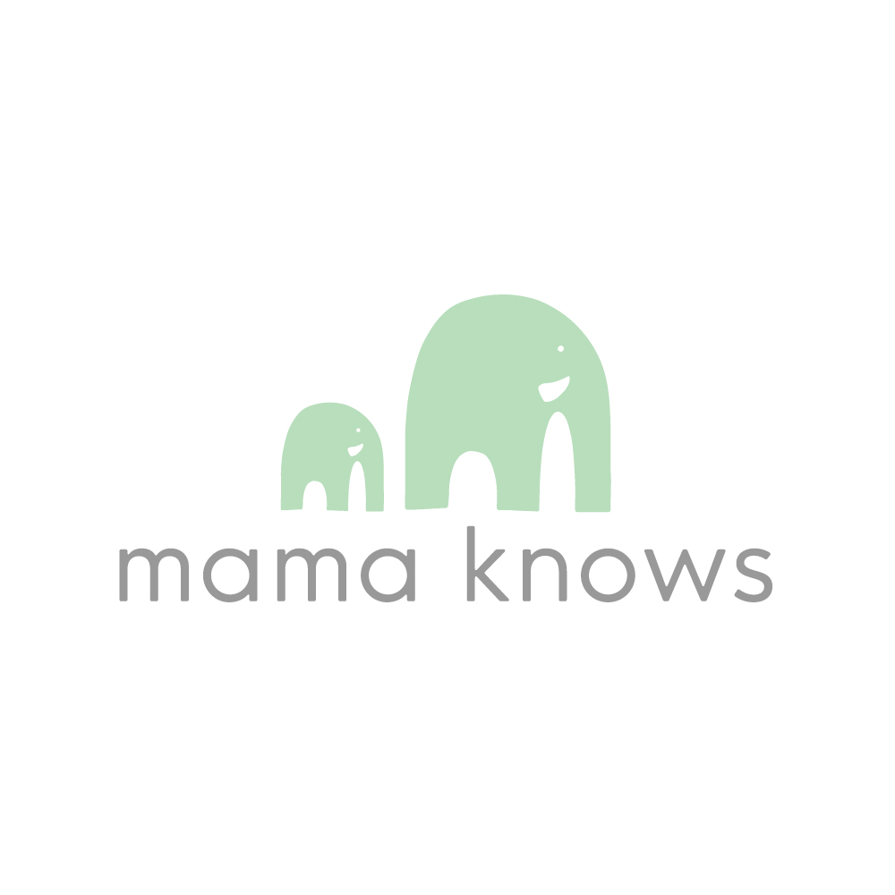MAMA KNOWS | LOGO DESIGN