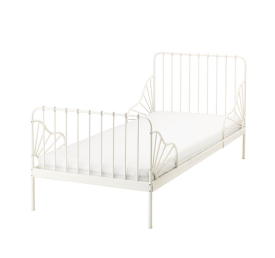IKEA Minnen Extendable Bed Frame