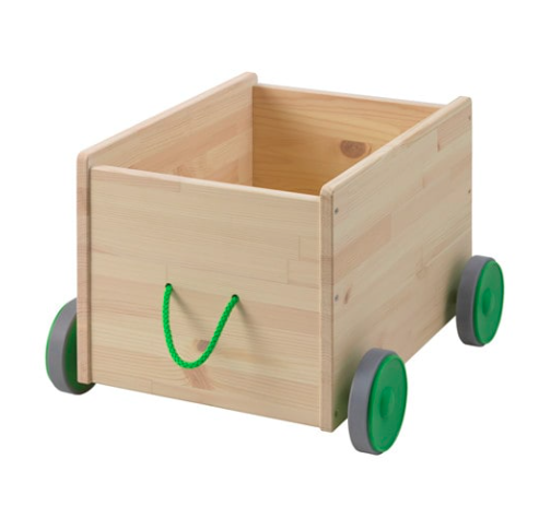 IKEA Flisat Toy Storage