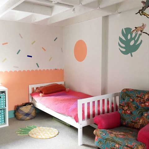 kids room scalloped wall.jpeg
