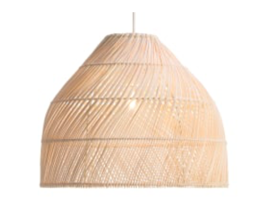 Made.com Java Rattan Lightshade