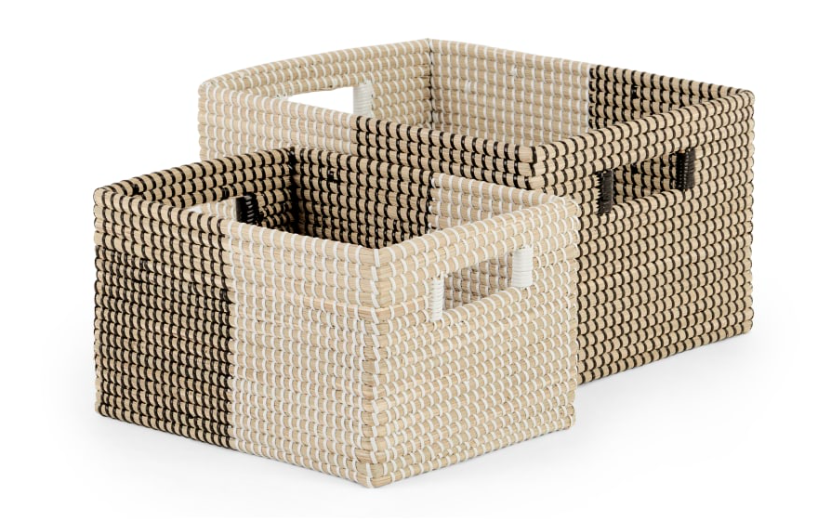 Made.com Havana Seagrass Baskets