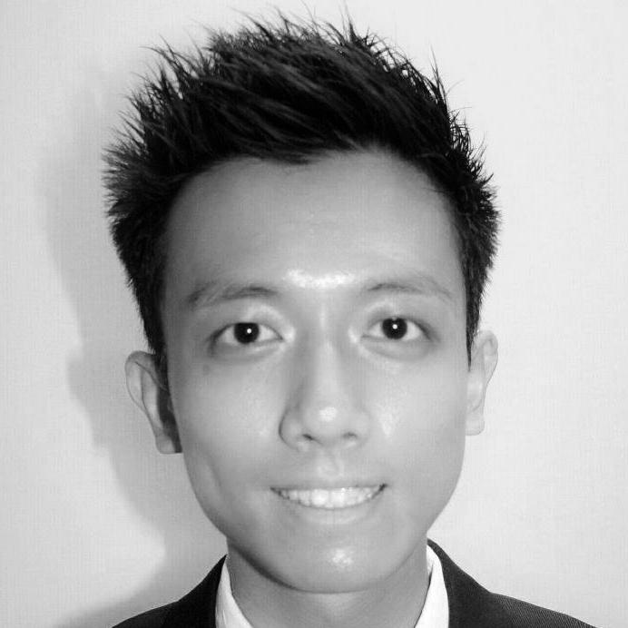 Wilson Chua Wen Sheng   Treasurer