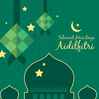 Selamat Hari Raya to all of our Muslim friends!