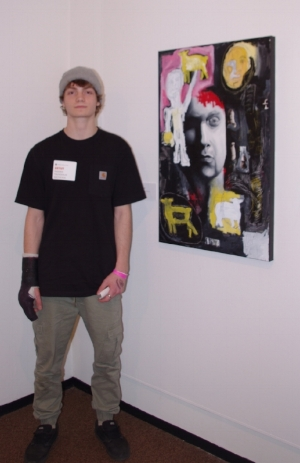 Everson Museum of Art - Fresh Eyes: Exploring Teen Adolescence - Teen Art Council Exhibit