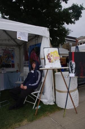 Colorscape Chenango Arts Fest, Norwich, NY