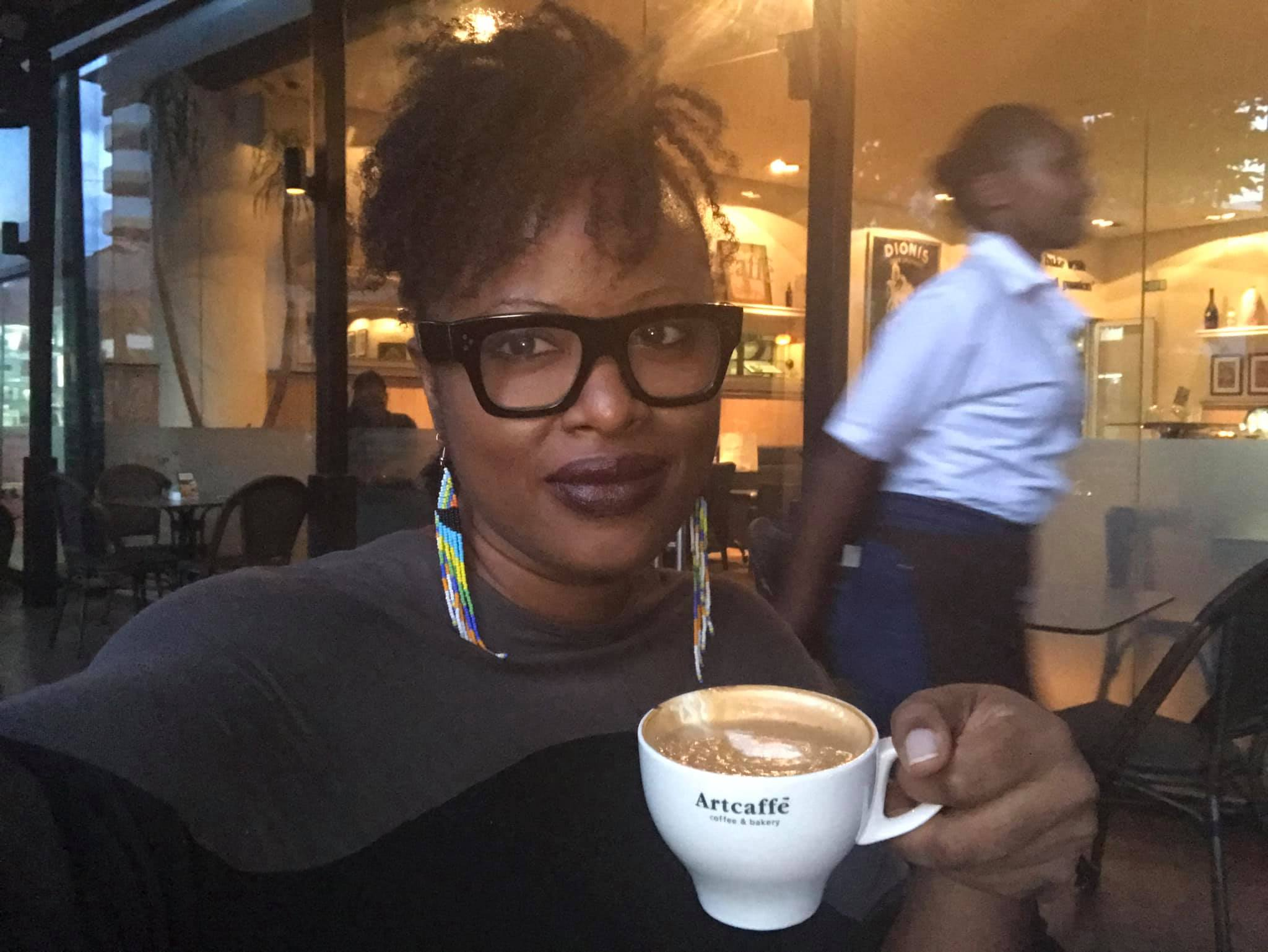 I went to the Artcaffe at The Oval in Westlands. I loved the space. Their cuppa was also lush.