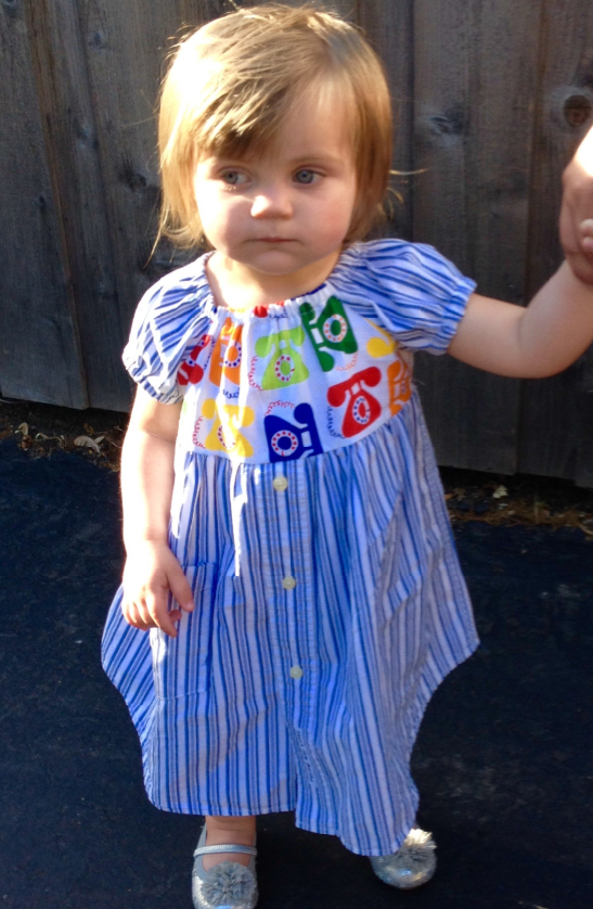 dark blue white bib dress.png