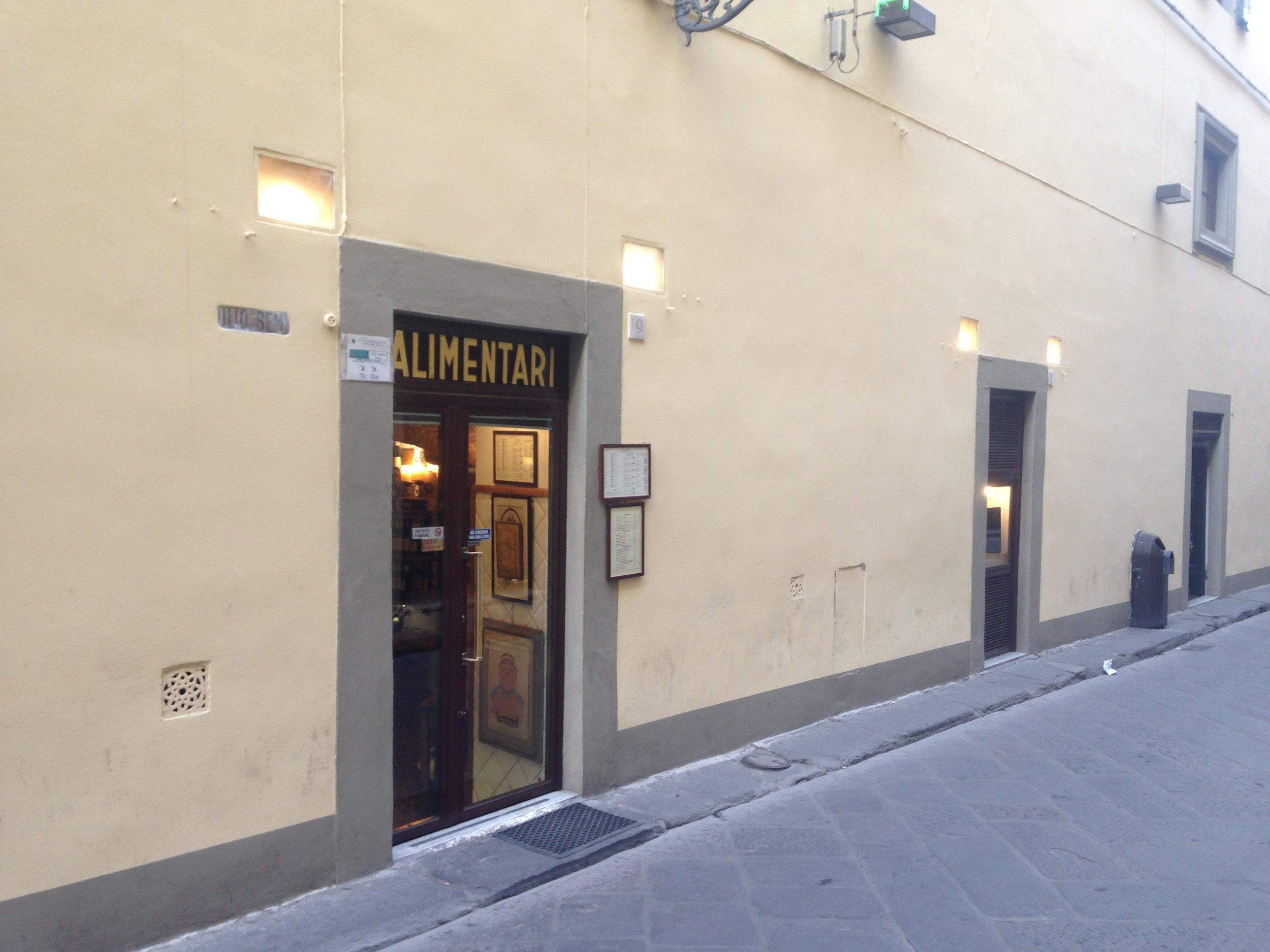 Alimentari Mariano Firenze Alimentari Mariano, Via del Parione, 19R, 50123 Firenze