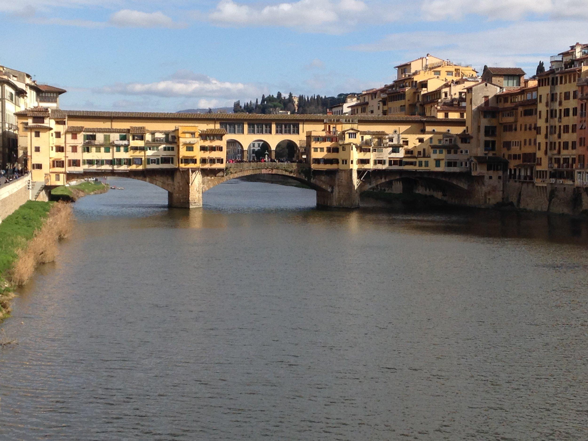 ponte vecchio march 2019