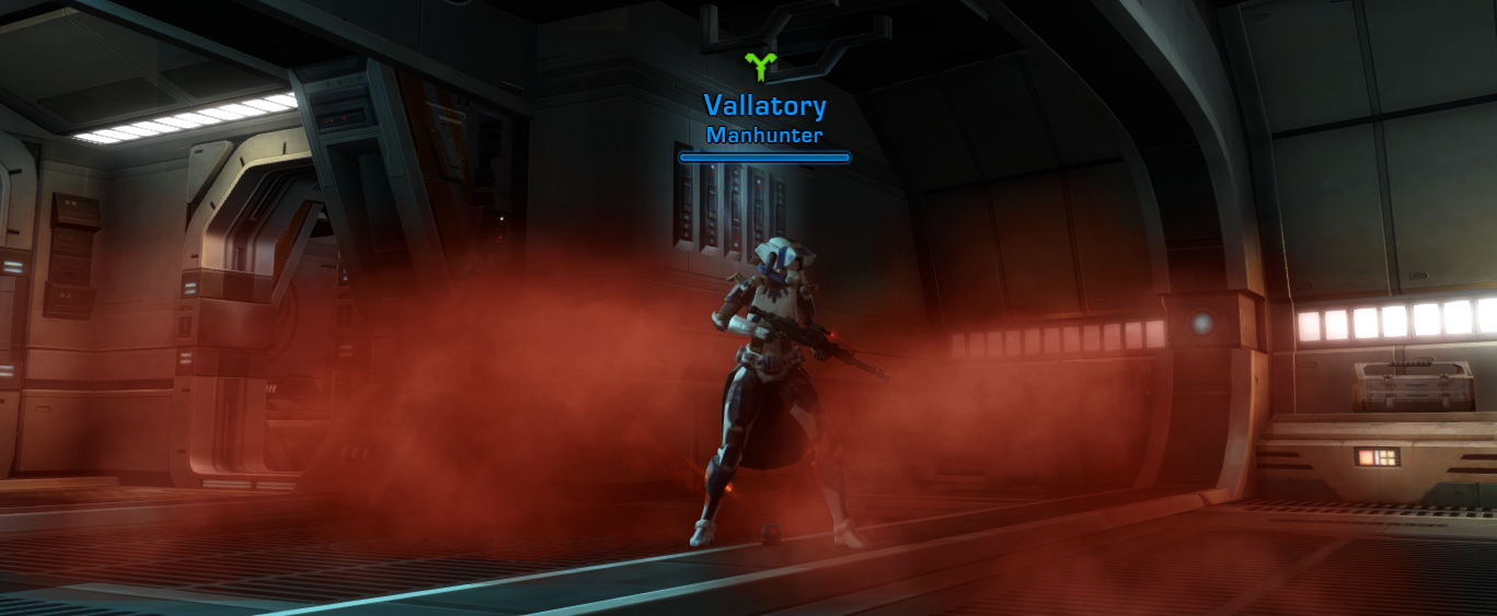 Fig. 16: Vanguard's Riot Gas animation.