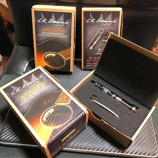 #lrbaggs anthem and element VTC in stock now. Text us for more details #luthiersg #luthiersingapore #lrbaggsanthem #lrbaggselement #lrbaggselementvtc