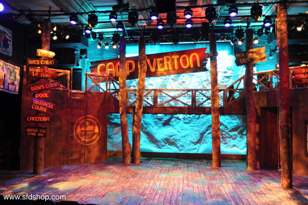Fat Camp the Musical set fabricated by SFDS 7.jpg