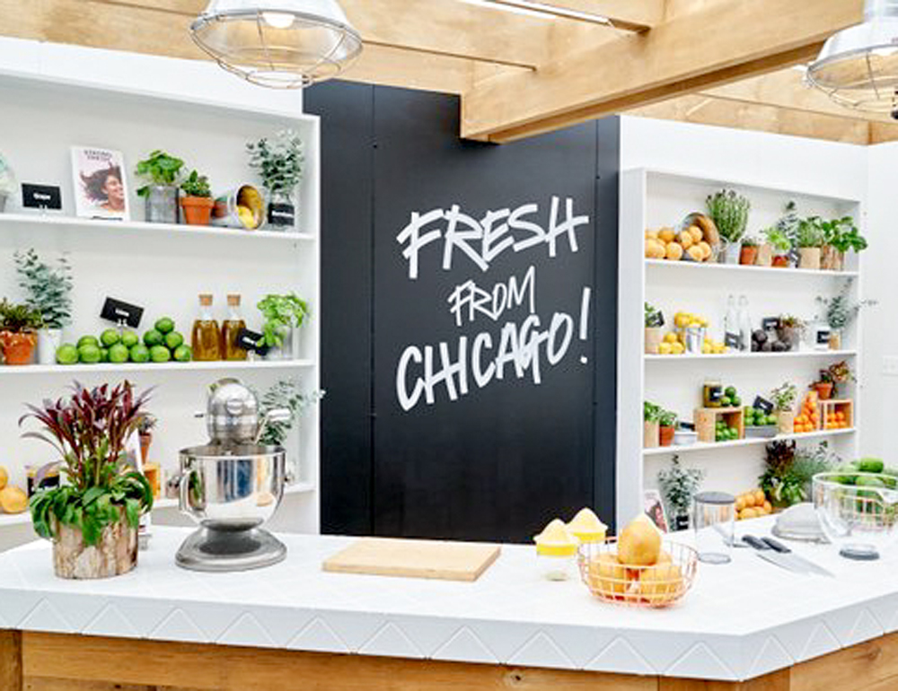 RETAIL & COMMERCIAL - Imaginative fixtures, pop-up shops, window displays, & more