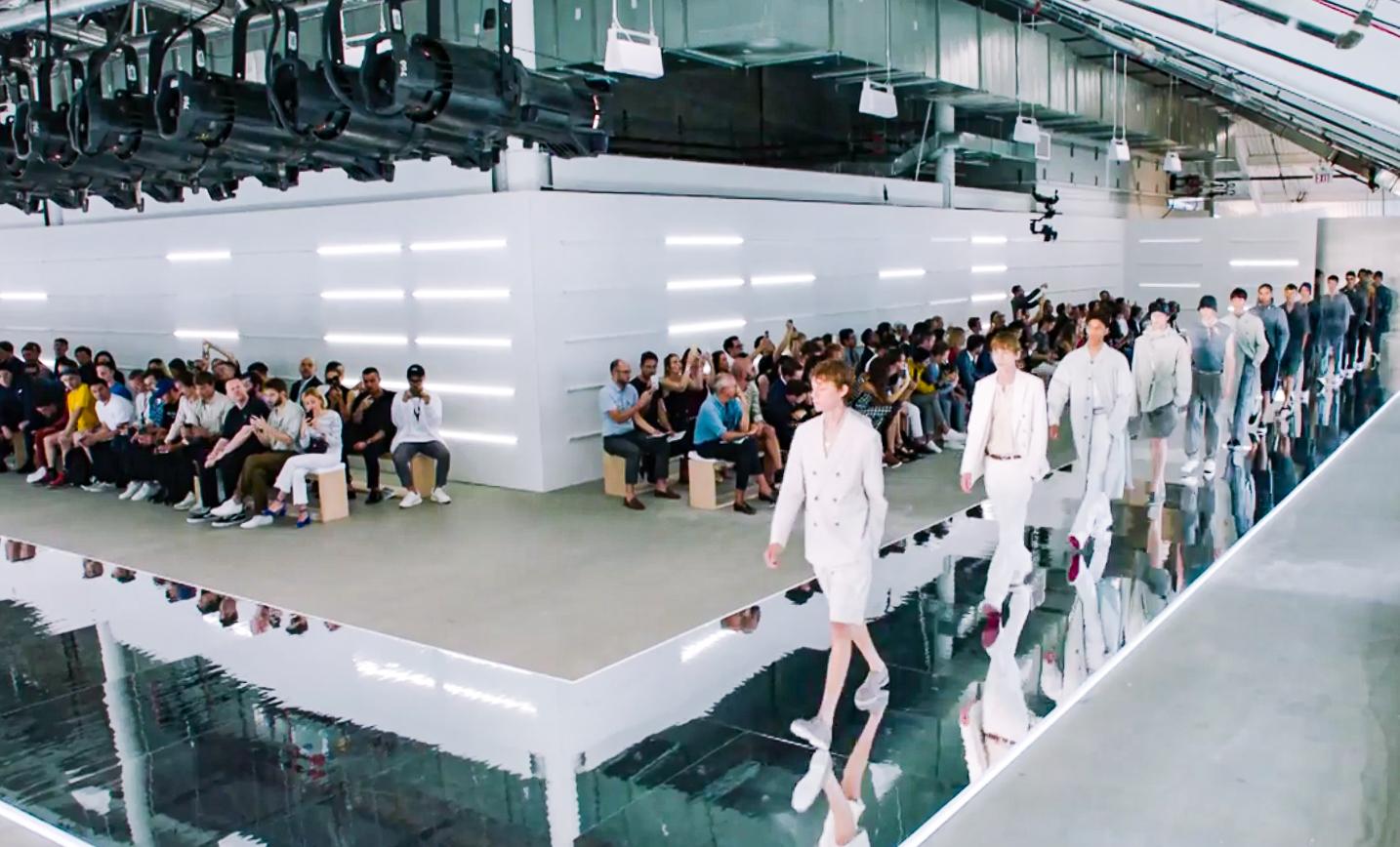 Hugo Boss fashion show fabricated by SFDS-32.jpg