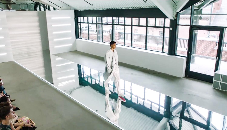 Hugo Boss fashion show fabricated by SFDS-31.jpg