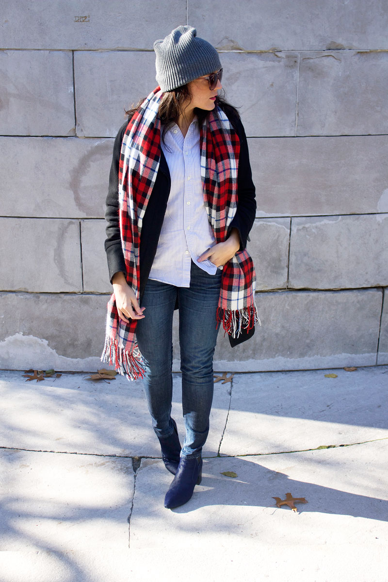 Striped-Scarf-Plaid-Shirt-Vigoss-Jeans.jpg