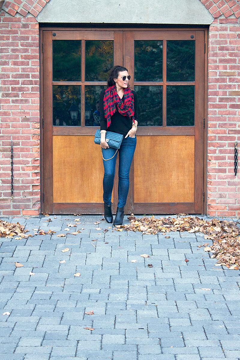 red-plaid-black-sweater-blue-jeans-black-booties.jpg