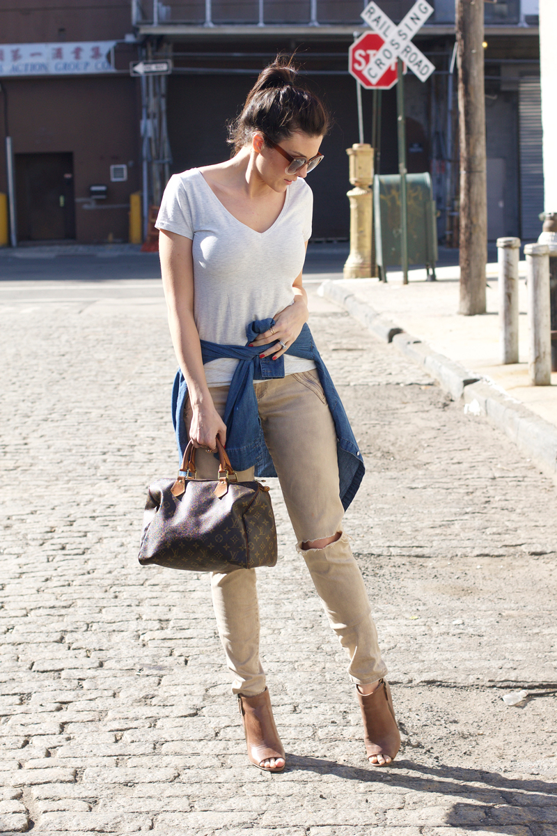oatmeal-colored-tshirt-tan-distressed-denim-tan-booties.jpg