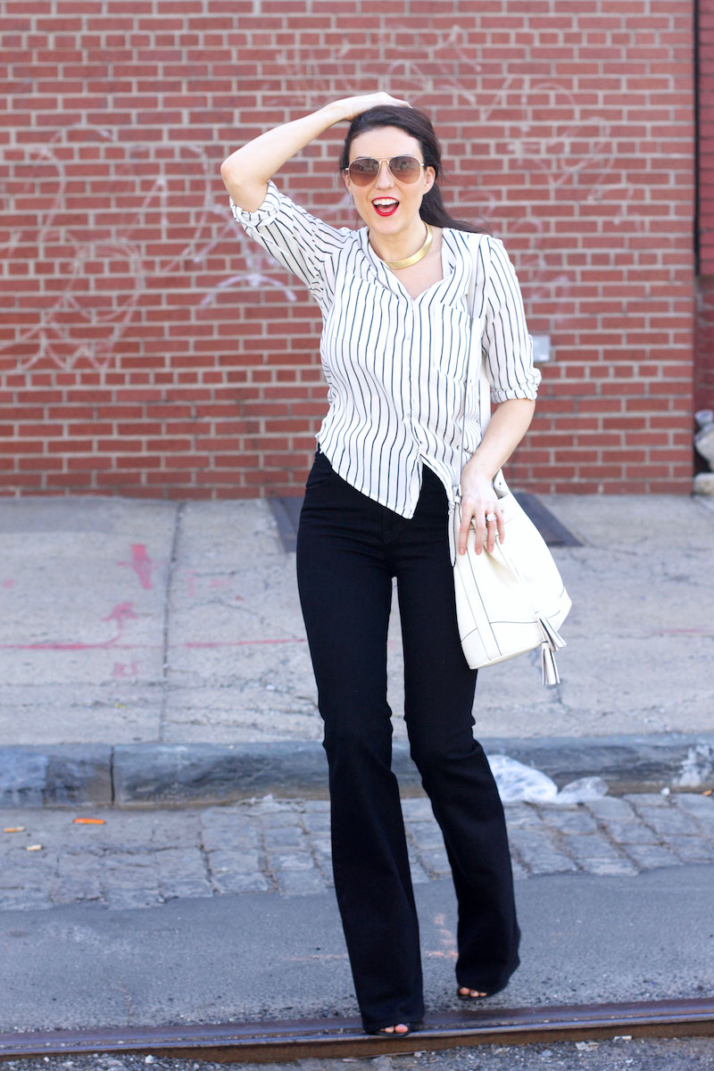 J-brand-wide-leg-jeans-HM-striped-top-Old-Navy-bucket-bag.jpg