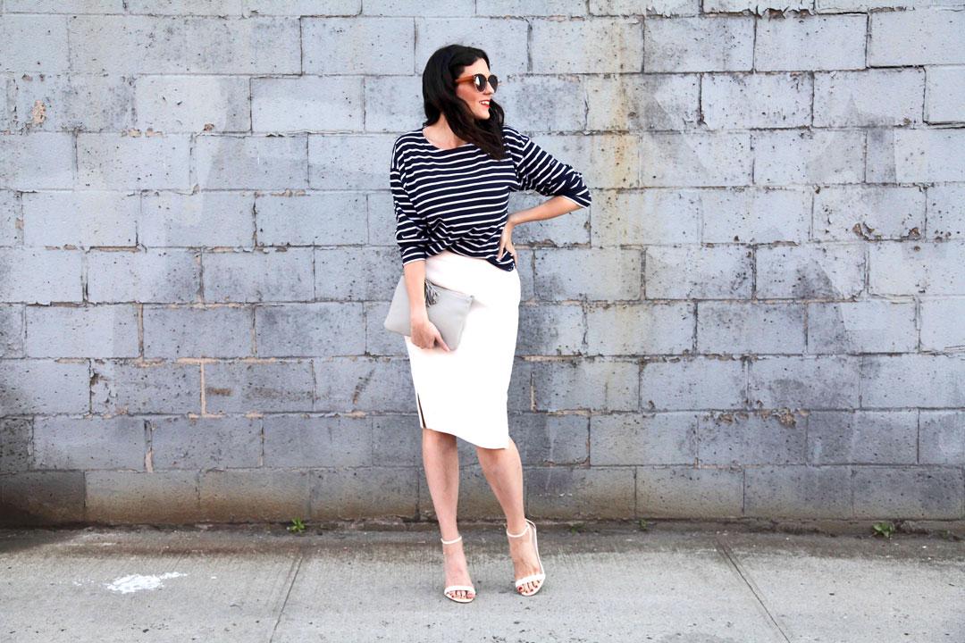 J.Crew-white-skirt-and-Armor-Lux-Striped-Shirt-4.jpg