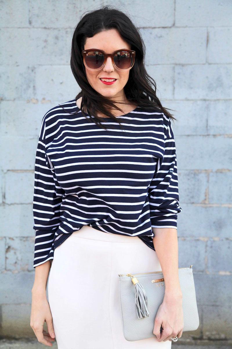 J.Crew-white-skirt-and-Armor-Lux-Striped-Shirt-5.jpg