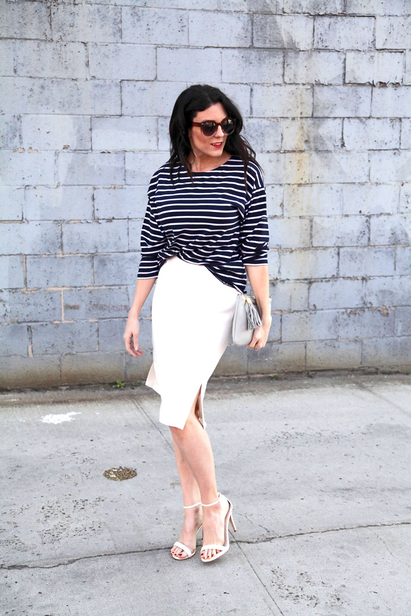 J.Crew-white-skirt-and-Armor-Lux-Striped-Shirt-6.jpg