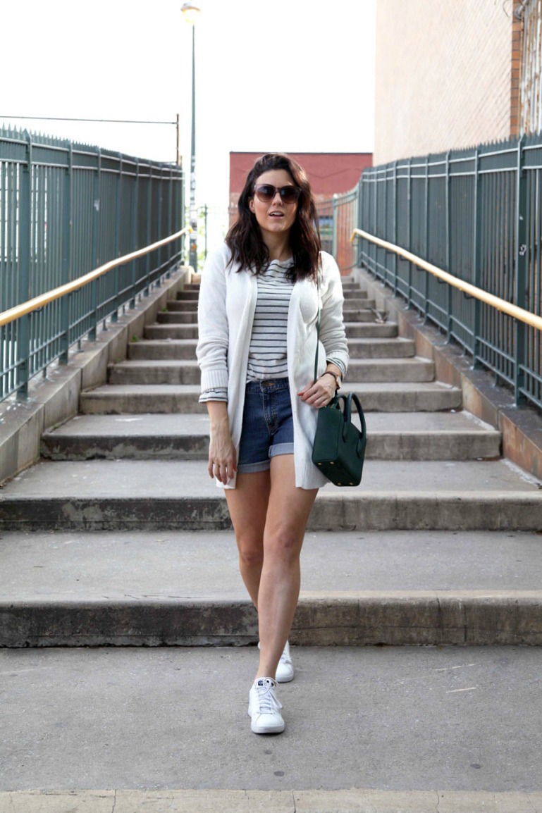 white-cardigan-and-denim-shorts.jpg