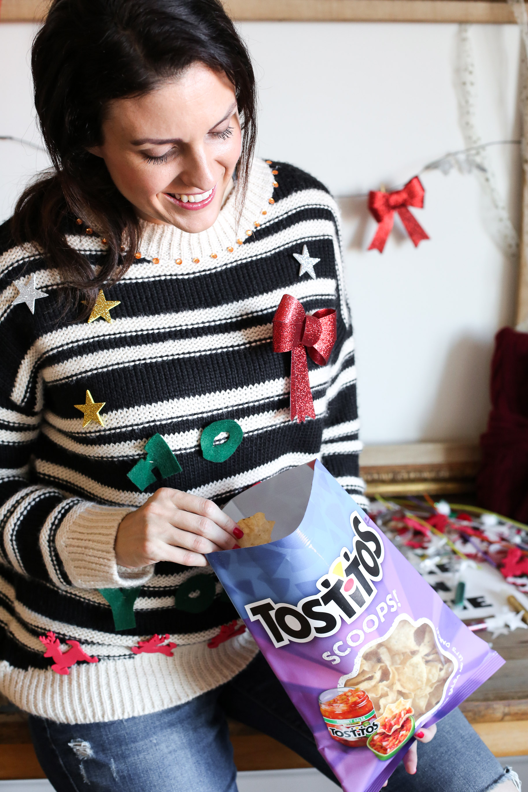 How to Throw an Ugly Sweater Party || Runway Chef