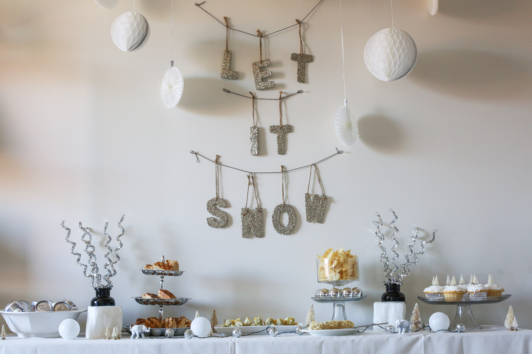 How to Throw a White Elephant Party — Alyssa Ponticello // In Good ...