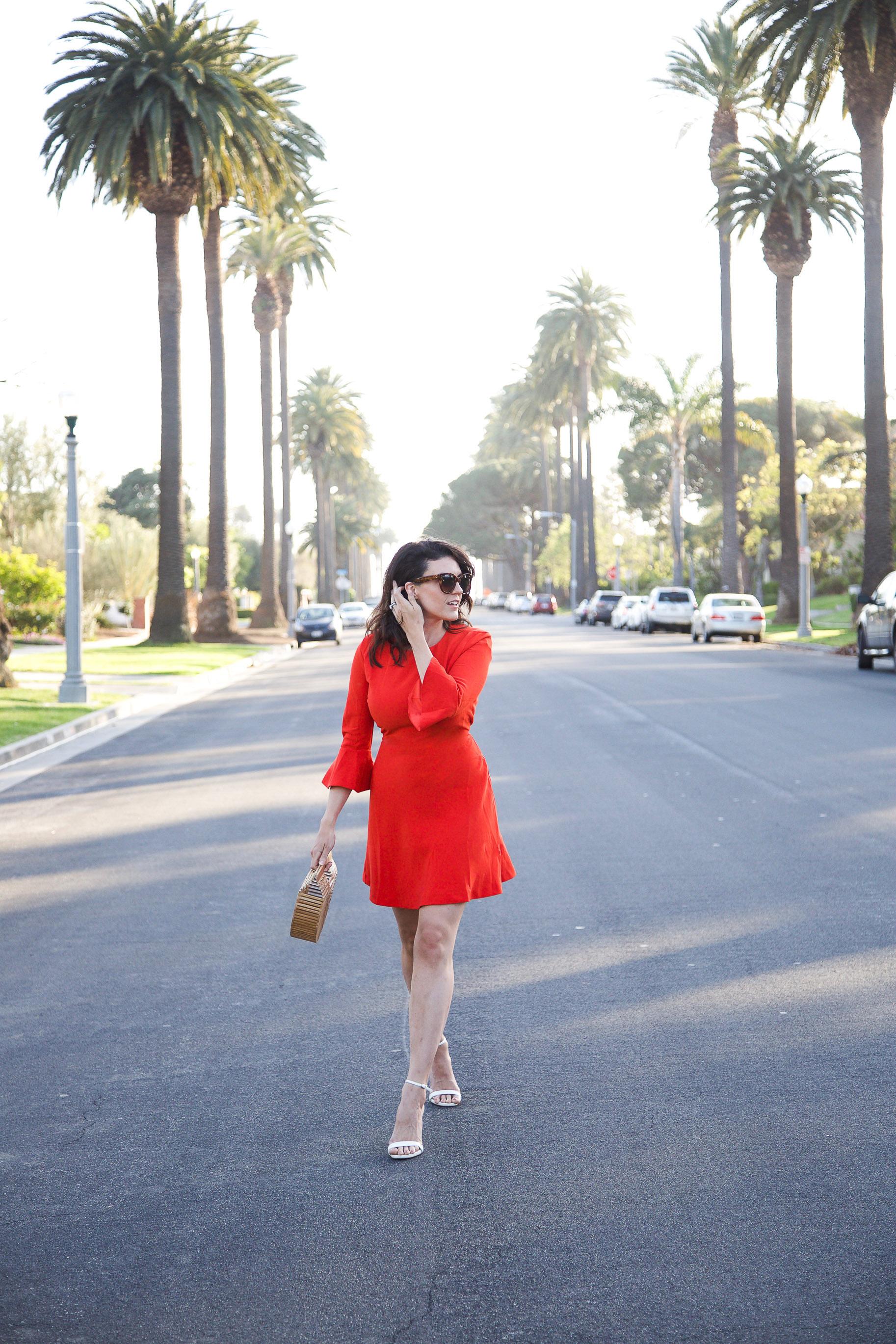 Lucy-Paris-Red-Bell-Sleeved-Dress4.jpg