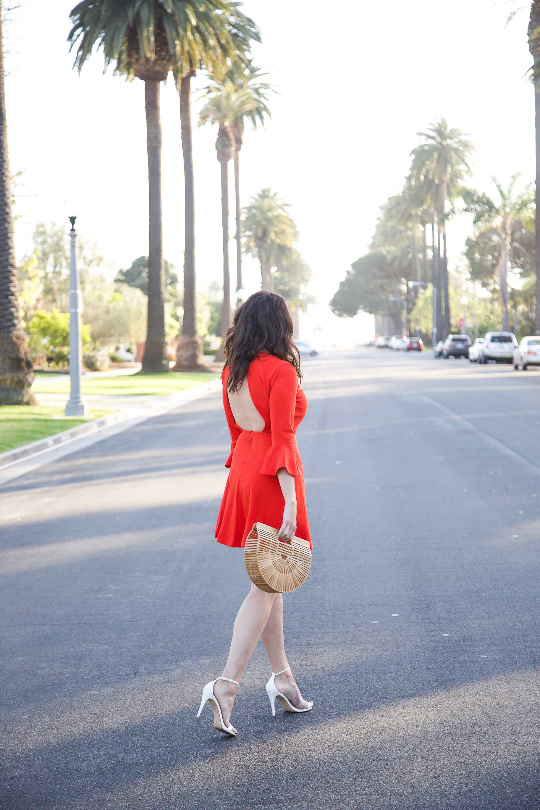Lucy-Paris-Red-Bell-Sleeved-Dress5.jpg