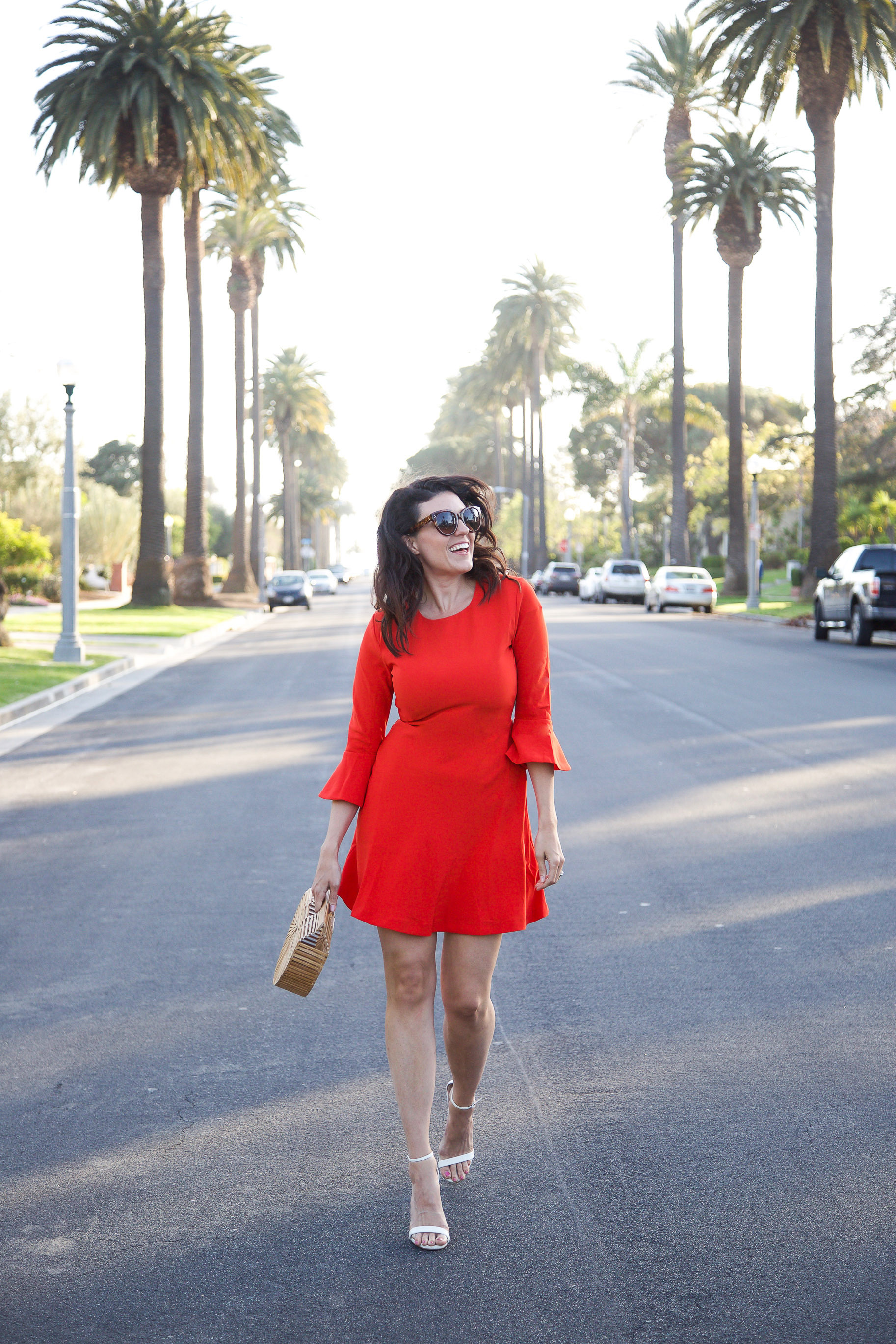 Lucy-Paris-Red-Bell-Sleeved-Dress6.jpg