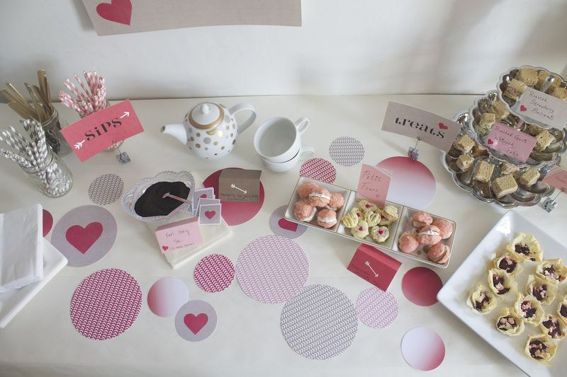 VALENTINE'S DAY TEA PARTY -