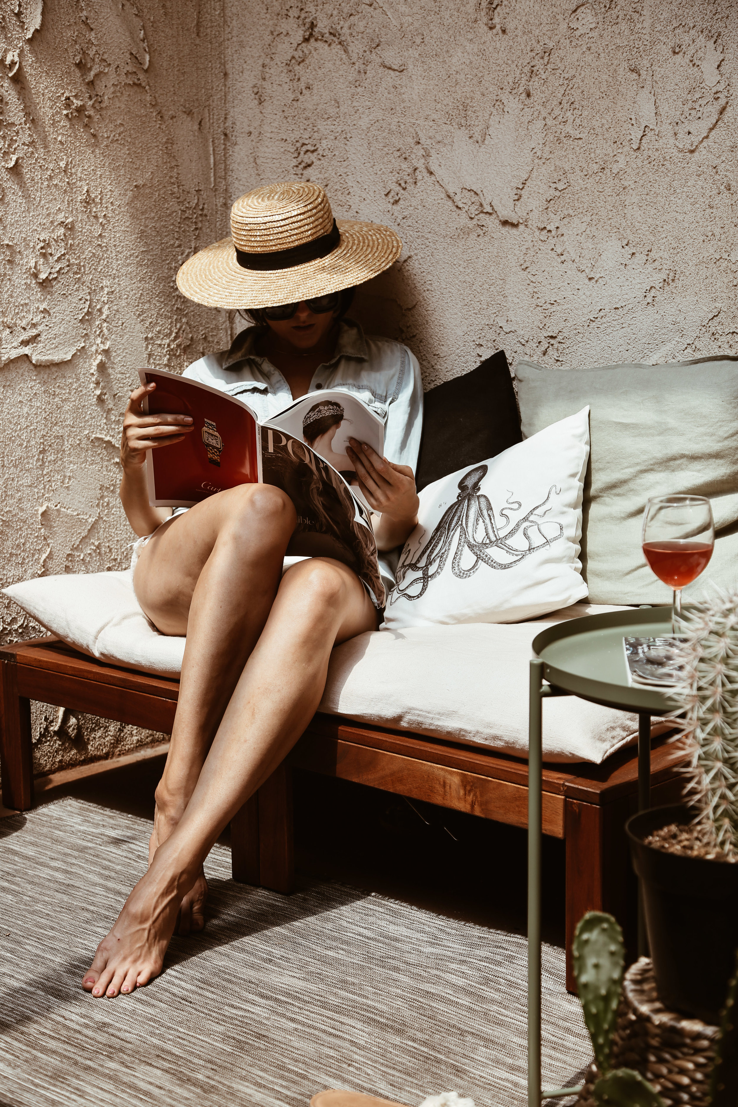 summer style boater hat porter magazine weekend relaxing.jpg