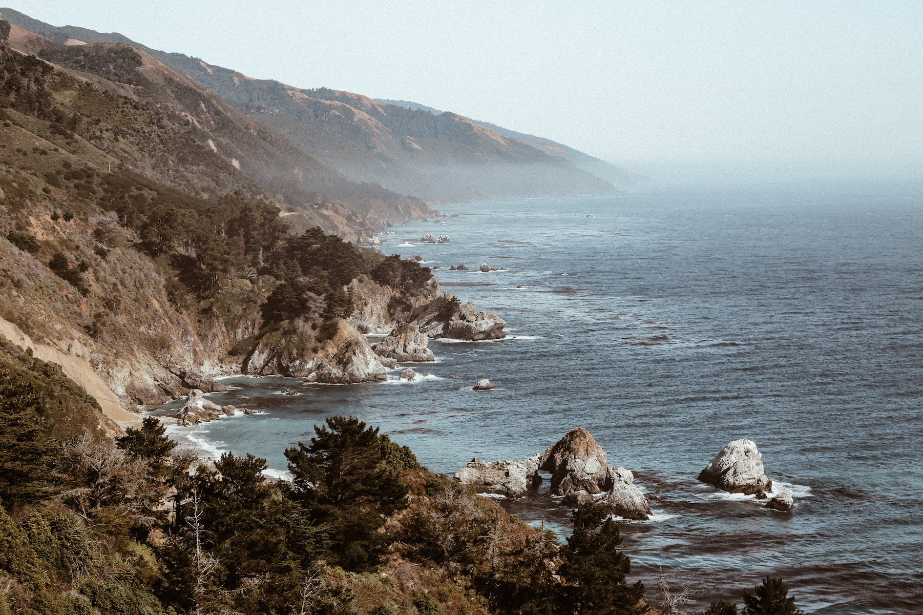 Big Sur - LA // FEATURED STORY