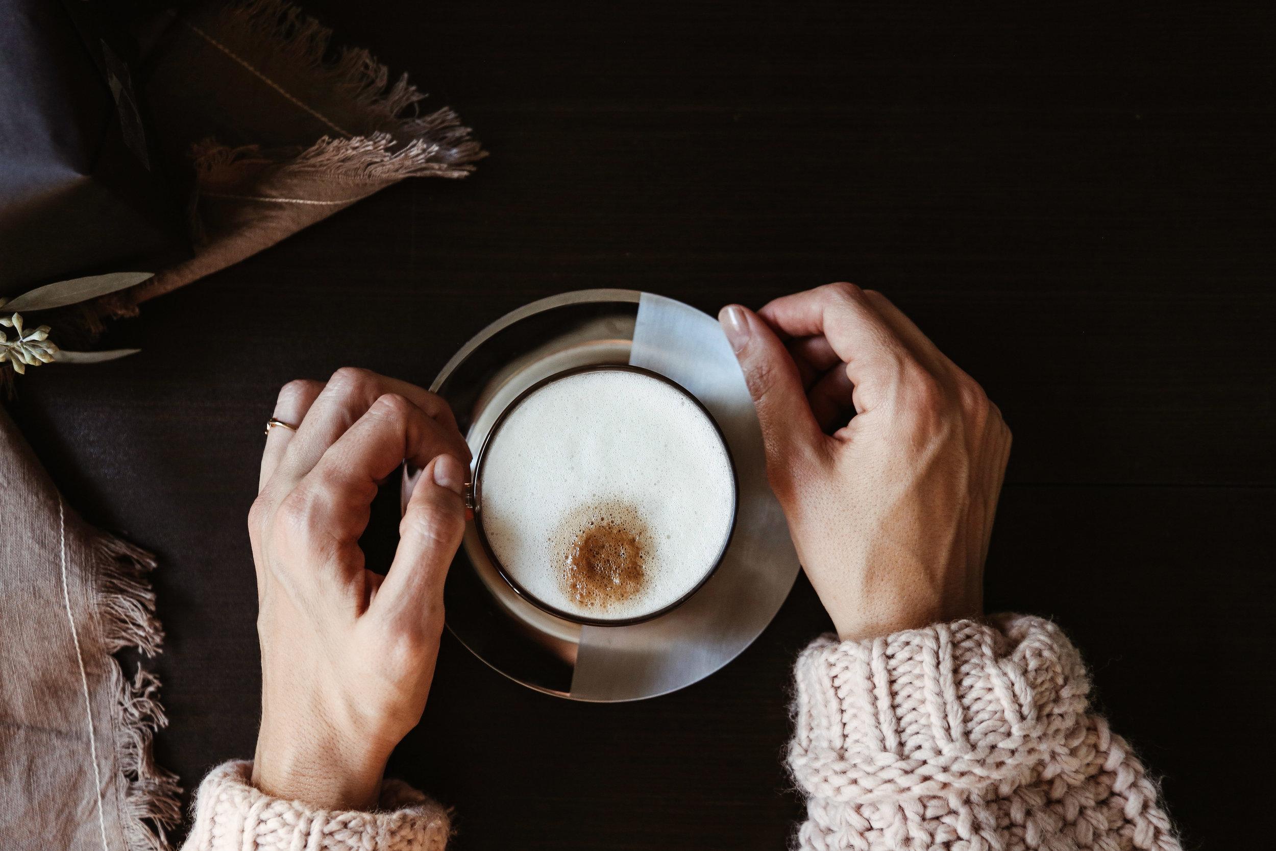 Maple Brown Sugar Oat Milk Latte - for one latte