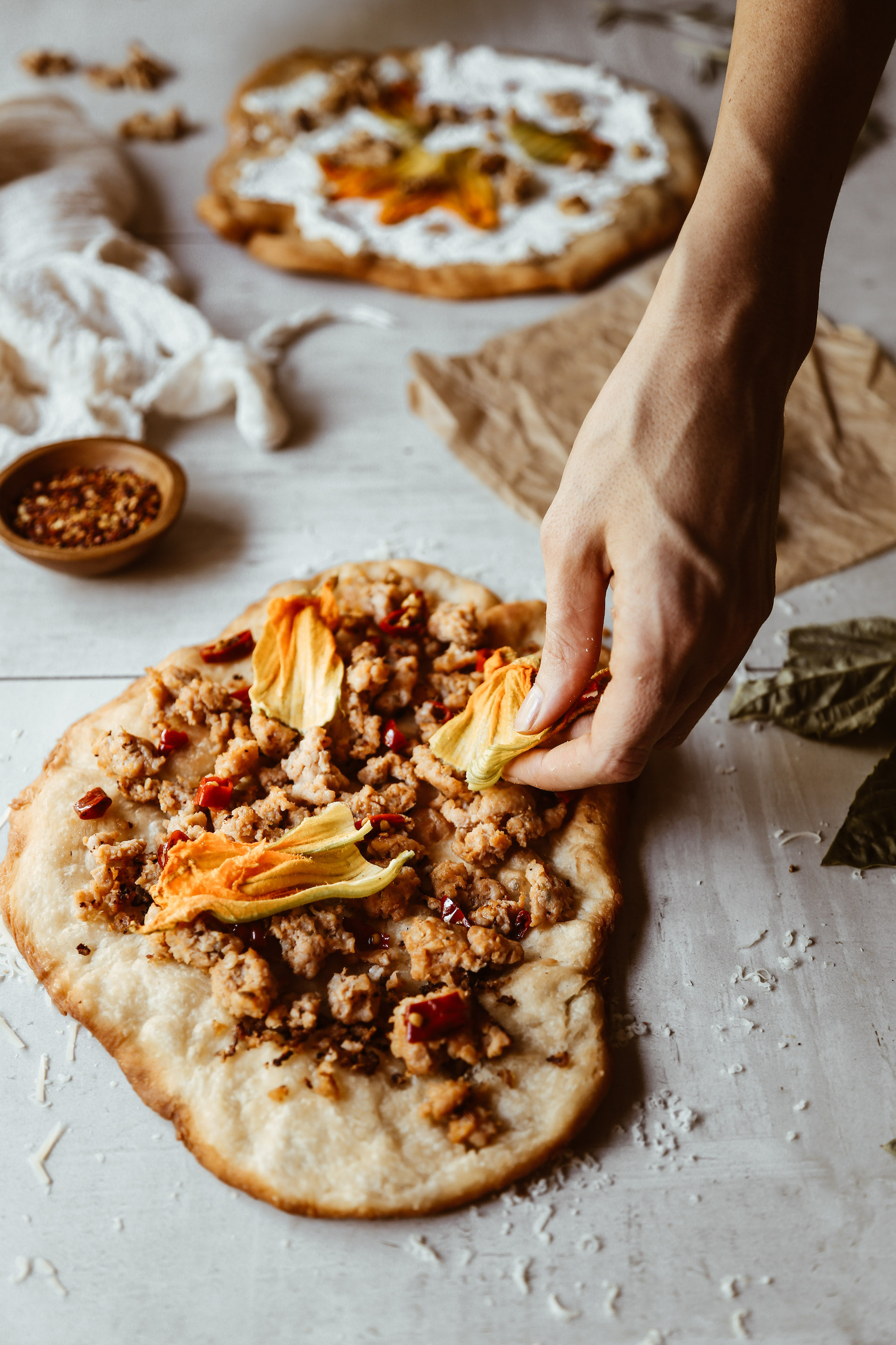 fried pizza with squash blossoms-6.jpg