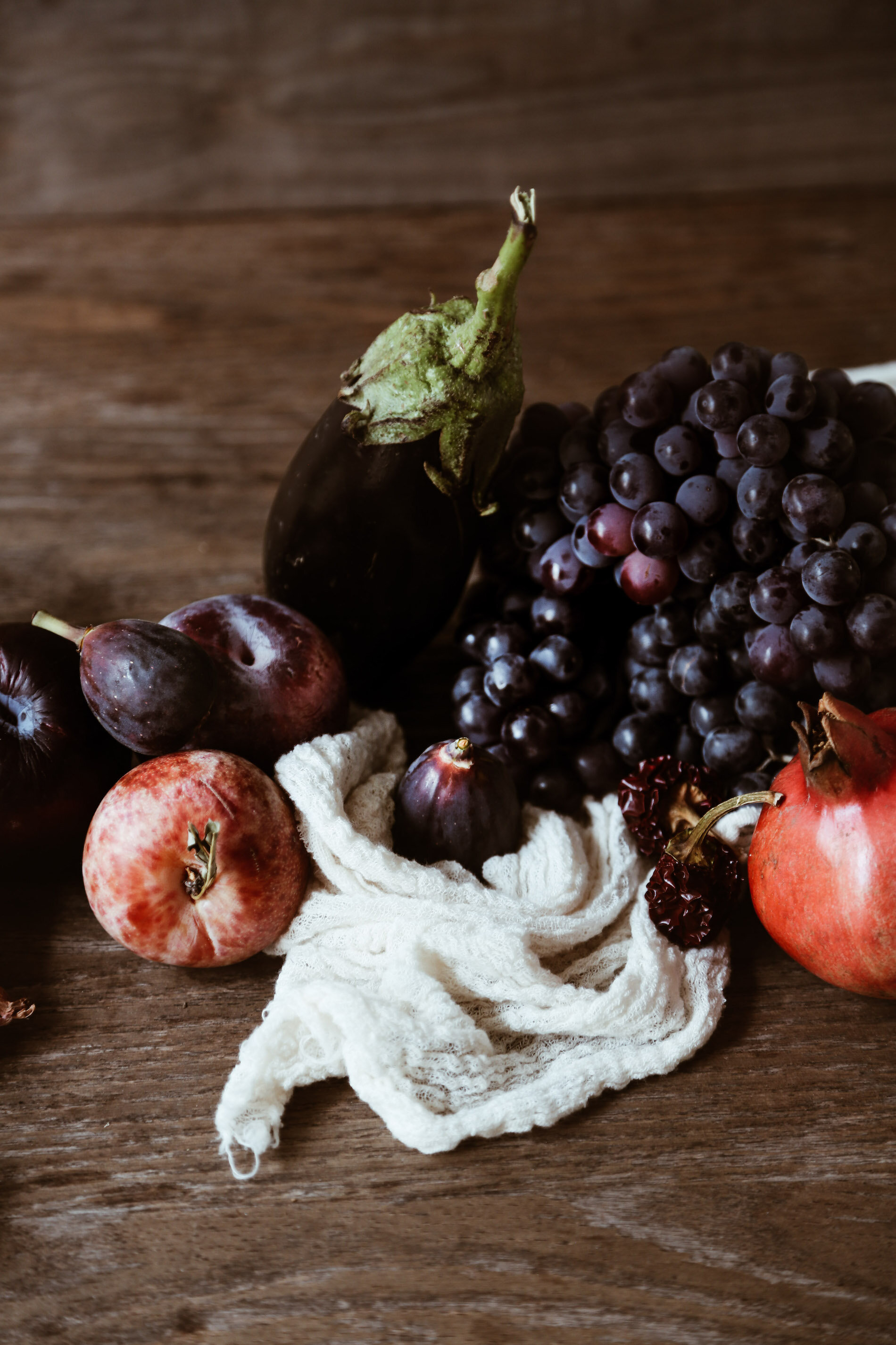 what's in season for fall produce